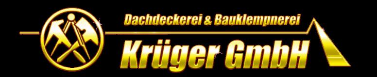 Dachdeckerei & Bauklempnerei Krüger GmbH in Berlin & Brandenburg Logo